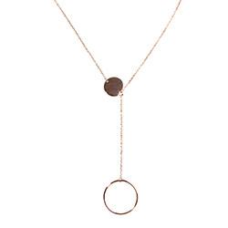 [SILVER925]吊圈项链