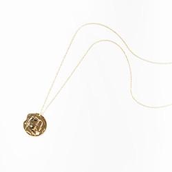 [SILVER925] Ella硬币项链