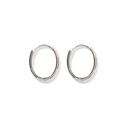 [SILVER925]椭圆形戒指