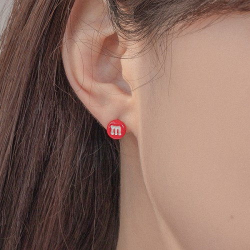[SILVER925]我耳朵上的巧克力